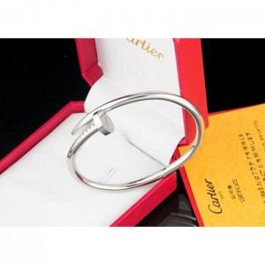 High Quality Cartier Juste Un Clou Bracelet In Silver Color  AA37DE38E131