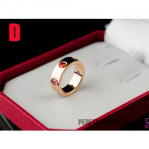High Quality Cartier Love Ring 4  2E7C57B8A0C0