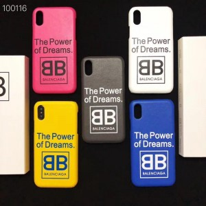 Balenciaga cell High Quality phone case  ASS01001