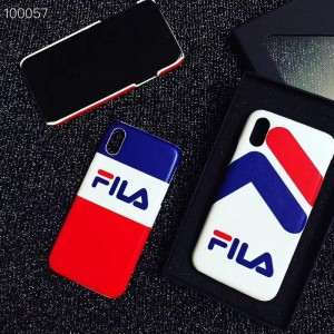 Colored Fila iHigh Quality phone case ASS01023