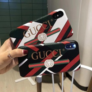 Gucci iphone6-7-8-plus-X Cell High Quality phone case ASS01054