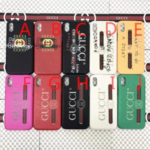 Gucci iphone6-7-8-plus-X Cell High Quality phone case ASS01055