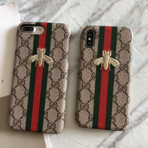 Gucci iphone6-7-8-plus-X Cell High Quality phone case ASS01057