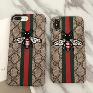 Gucci iphone6-7-8-plus-X Cell High Quality phone case ASS01059
