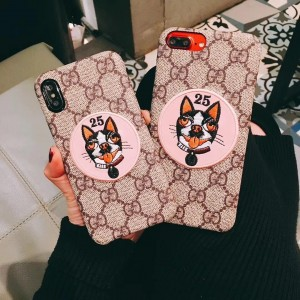 Gucci iphone6-7-8-plus-X Cell High Quality phone case ASS01061