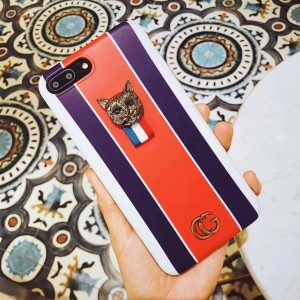 Gucci iphone6-7-8-plus-X Cell prefect phone case ASS01062