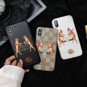 Gucci iphone6-7-8-plus-X Cell prefect phone case ASS01065