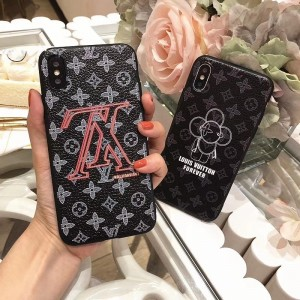 LV iphone6-7-8-plus-X Cell prefect phone case ASS01091