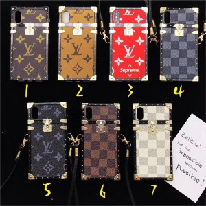 LV iphone6-7-8-plus-X Cell prefect phone case ASS01098