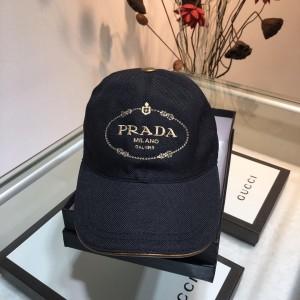 Prada Men's hat ASS650760