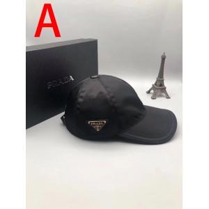 Prada Men's hat ASS680211