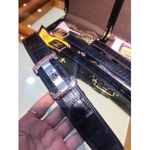 Hermes Men's belt ASS680489