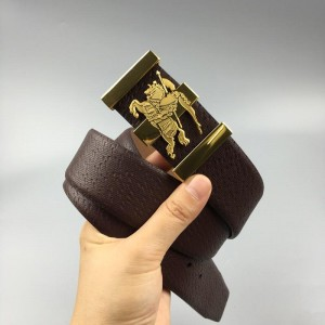 Golden Bubbery pony belt ASS02021