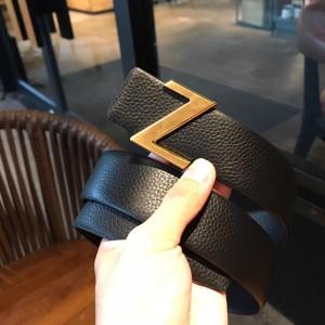 Ermenegildo Golden buckle belt ASS02046