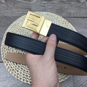 Fendi Gold buckle belt ASS02062