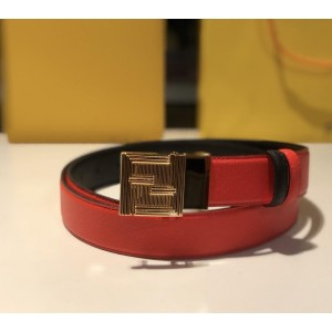Fendi Gold belt ASS02064
