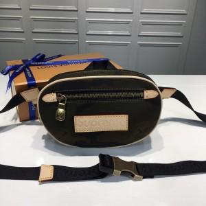 Louis Vuitton Luxury SUPREME M44202 WAIST BAG LV04BM007