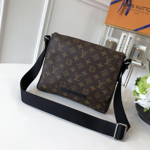 Louis Vuitton Luxury 38203 MAN maroon interior LV04BM013
