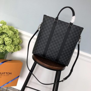 Louis Vuitton Luxury M40000 Anton Tote HANDBAG LV04BM189