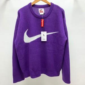 Supreme Prefect Quality x Nike Swoosh Fashion Sweater MC280098