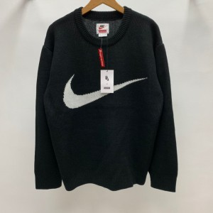 Supreme Prefect Quality x Nike Swoosh Fashion Sweater MC280099