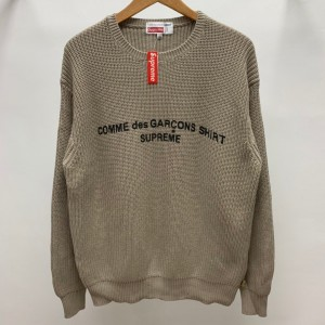 Supreme Prefect Quality x Comme des Garons Shirt Fashion Sweater MC280101