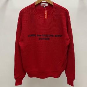 Supreme Prefect Quality x Comme des Garons Shirt Fashion Sweater MC280102