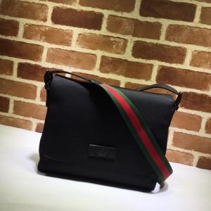Gucci Perfect Quality black canvas shoulder bag GC06BM150