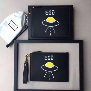 Gucci Perfect Quality black egg purse GC07WM031