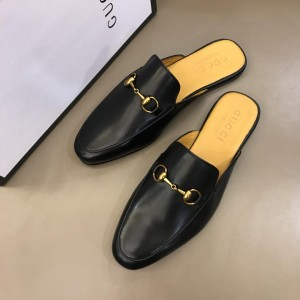 Gucci Princetown leather slipper MS02653