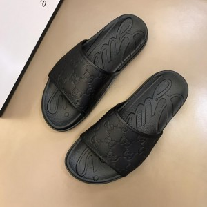Gucci black Slippers MS02660