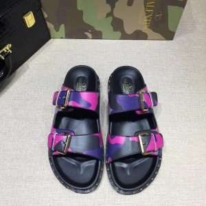 Valentino flip-flop in camouflage(pink/purple) Sneakers MS07004