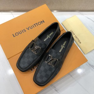 Louis Vuittion Perfect Quality Loafers MS07820