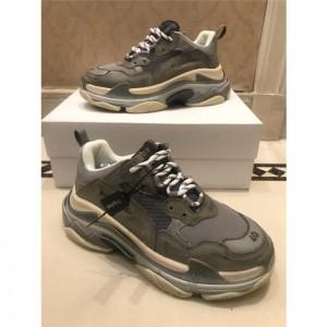 High Quality Balenciaga Triple S Sneaker Grey 6F0F45A7AC04