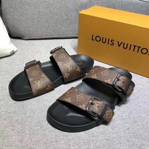 High Quality Louis Vuitton Monogram Bom Dia Mule OF_B74B44C3857F